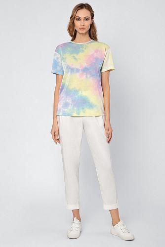 Блуза #264224Мультиколор