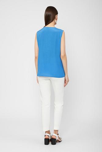 Блуза #222600Лазурный