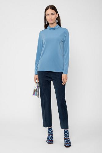 Блуза #223000Голубой