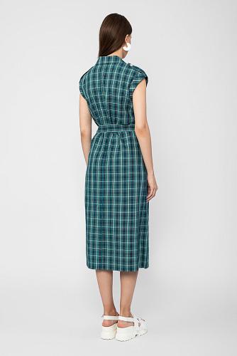Платье #223091Мультиколор