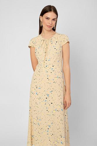 Платье #222535Мультиколор