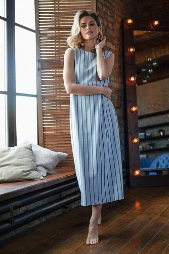Платье #222630Мультиколор