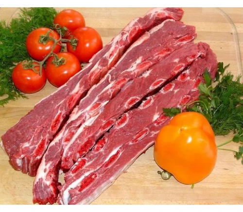 Ребра говяжьи мясные