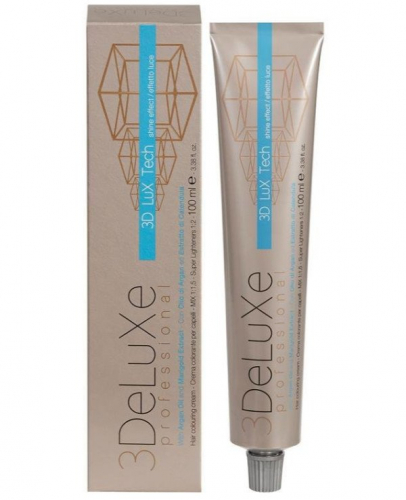 Крем-краска для волос 3DELUXE PROFESSIONAL КРАСНЫЙ
