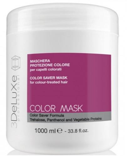 Маска для окрашенных волос 3DELUXE COLOR MASK 300мл
