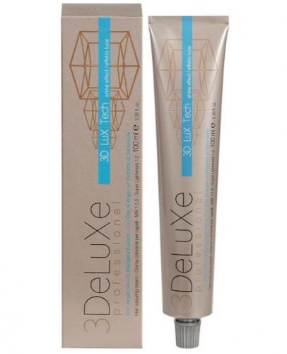 Крем-краска для волос 3DELUXE PROFESSIONAL ЗЕЛЕНЫЙ