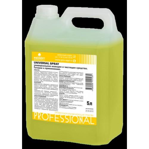 Prosept Universal Spray Универсальное моющее и чистящее средство, 5 л