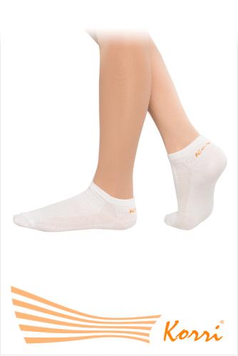 СН03 Носки спортивные с логотипом, укороченный паголенок (упаковка 6 шт) В наличии