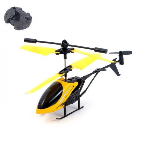 Вертолёт радиоуправляемый «Крутой вираж», МИКС
