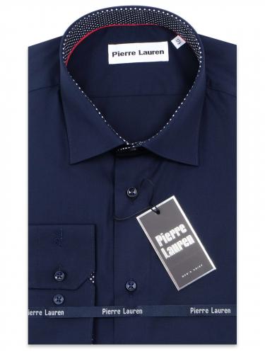 0217TECL Мужская классическая рубашка с длинным рукавом Elegance Classic