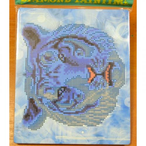 Алмазная мозаика 21x25