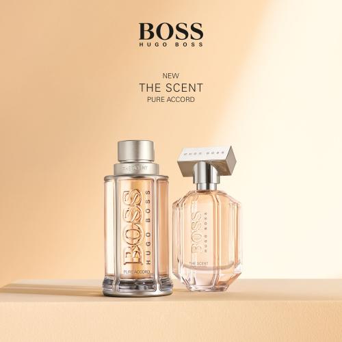 Boss  The Scent Pure Accord муж. т.в. 100 мл