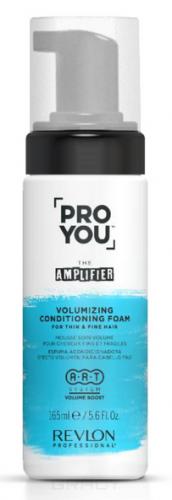 PRO YOU AMPLIFIER Кондиционирующая пена для придания объема для тонких волос Volumizing Foam, 165 мл