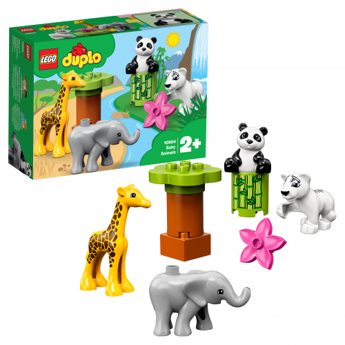 Конструктор LEGO DUPLO 10904 Детишки животных