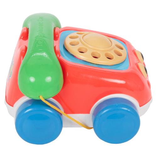 Игрушка развивающая S+S Toys Телефон, в ассортименте