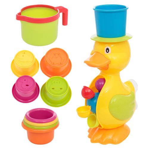 Набор игрушек для купания Развитика