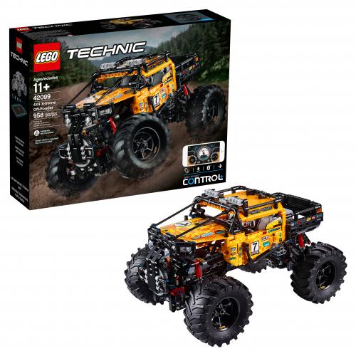 Конструктор LEGO Technic 42099 Экстремальный внедорожник