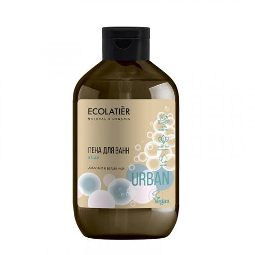 ECL/1722/ Пена для ванн амарант & белый чай,600 мл