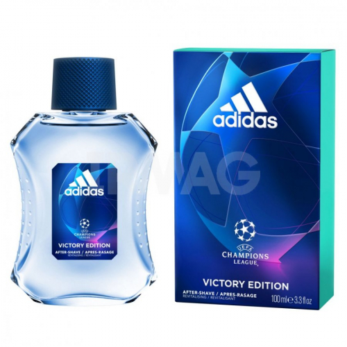 Adidas Uefa Victory Edition Лосьон п/бритья  муж. 100мл