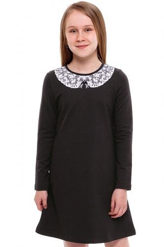 Платье #210445Черный