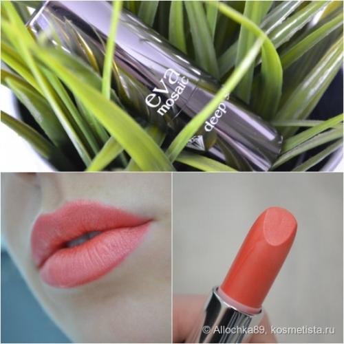 EVA губная помада Deep Shine №064 розовый коралл