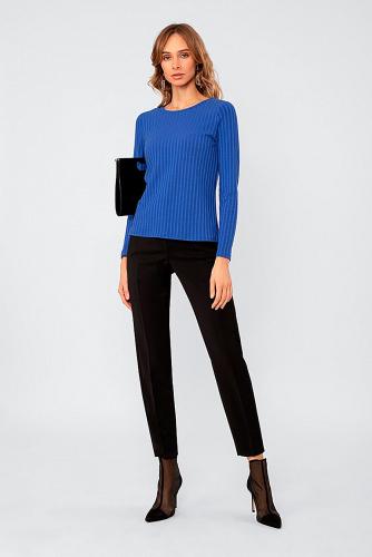 Блуза #306047Синий