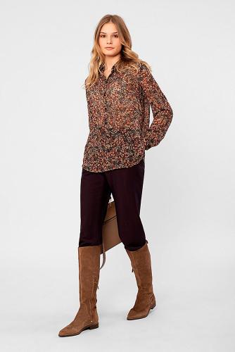 Блуза #306012Мультиколор
