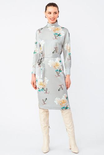 Платье #305257Мультиколор