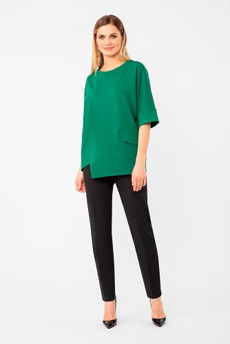 Блуза #306049Зеленый