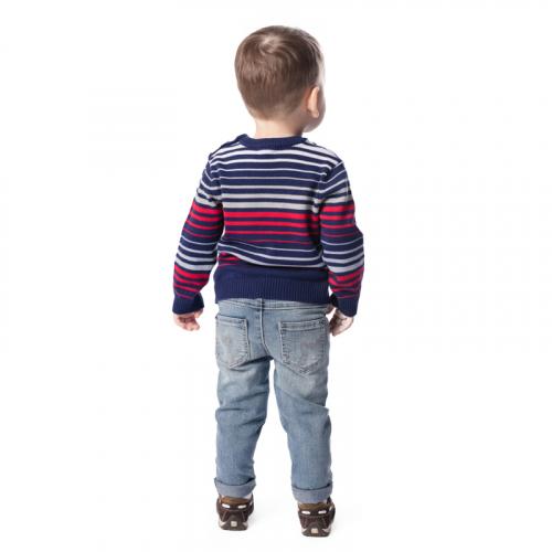 Джемпер детский трикотажный для мальчиков