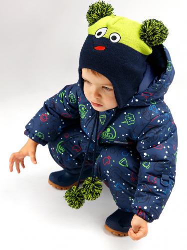 Комбинезон детский текстильный для мальчиков