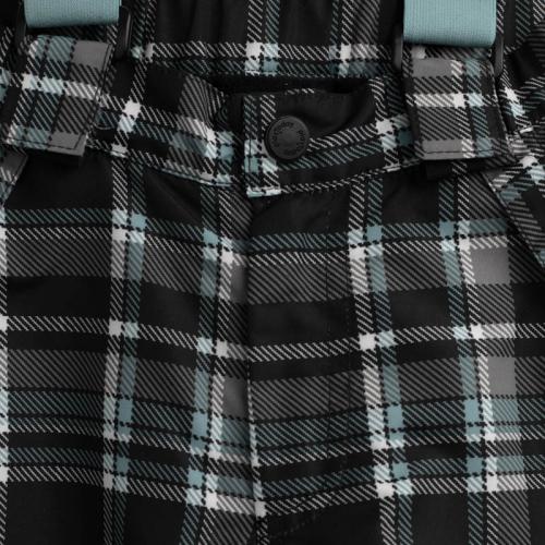 Брюки текстильные для девочек