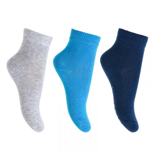 Носки детские трикотажные для мальчиков, 3 пары в комплекте