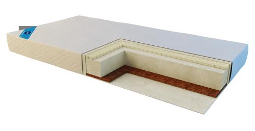Матрас в кроватку Sweet Baby LATEX DeLuxe (119х59х12)