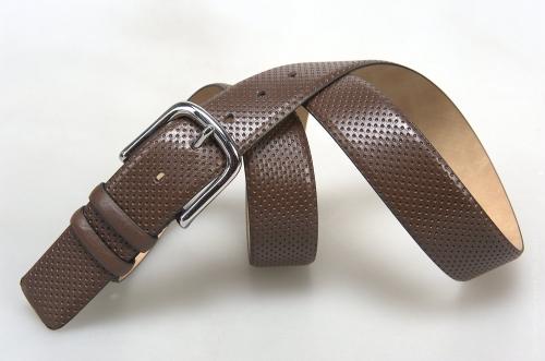 Мужской ремень № 15728 ,цвет коричневый