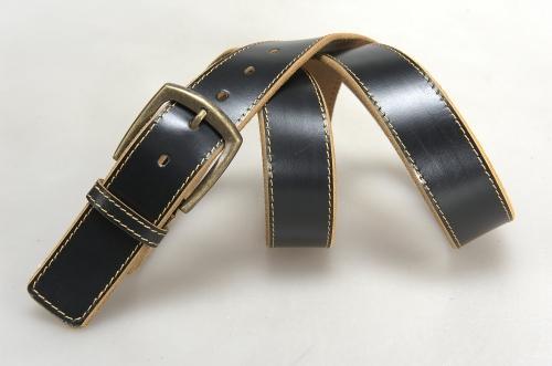 Ремень № 16682 ,цвет черный