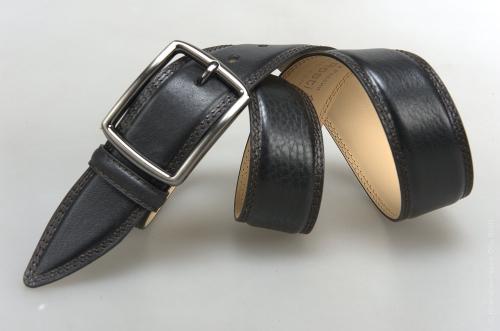 Женский ремень № 15614, цвет черный