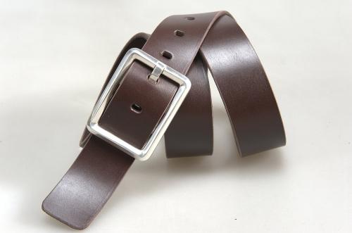 Ремень № 16562 ,цвет коричневый