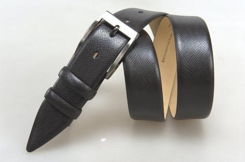 Мужской ремень № 18051 ,цвет темно-коричневый