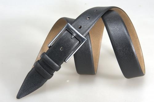 Мужской ремень № 17850 ,цвет черный