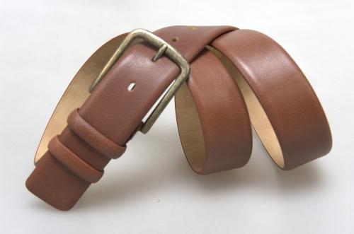 Мужской ремень № 17022 ,цвет коричневый
