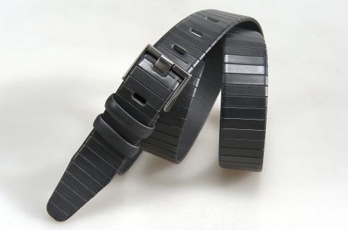 Мужской ремень № 16390 ,цвет черный