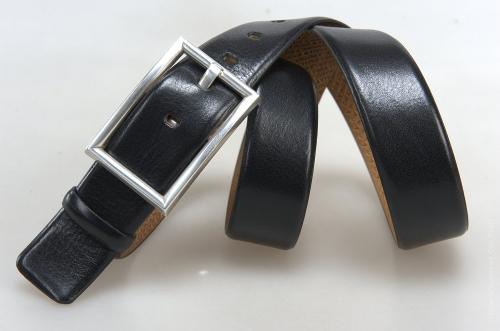 Мужской ремень № 17555 ,цвет черный