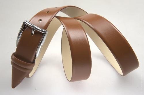 Мужской ремень № 13515 ,цвет коричневый