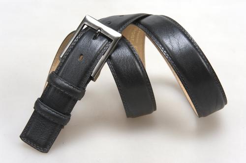 Мужской ремень № 16959 ,цвет черный