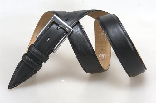 Мужской ремень № 17171 ,цвет черный