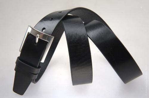 Ремень № 13449 ,цвет черный