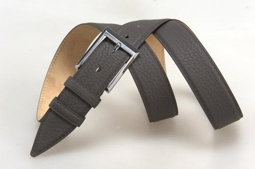 Мужской ремень № 17368 ,цвет коричневый