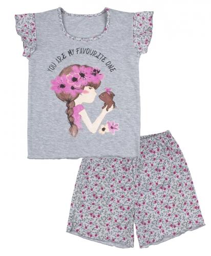 [487641]Пижама для девочки ДНЖ353007н