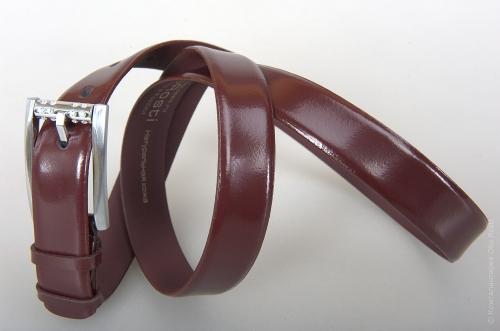 Женский ремень № 10333, цвет коричневый